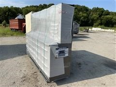 Steelman 10FT-30D-01B Industrial Work Bench W/Cabinets