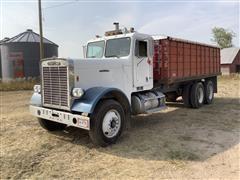 1978 Freightliner FLC12064T T/A Grain Truck