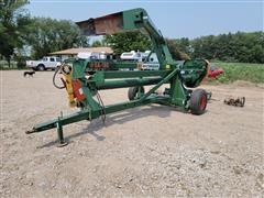 2010 Richiger EA180 Ag Bag Grain Unloader