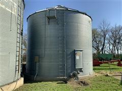 Butler 24' X 18' Dryer Grain Bin