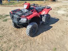 2015 Honda Rubicon ATV