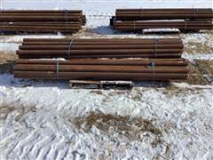 9' Steel Fence Posts