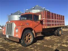 1964 International 1600 S/A Grain Truck (INOPERABLE)