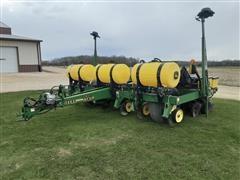 1999 John Deere 1780 Corn/Soybean Planter W/Monitor & Radar