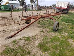 Farmhand F76B Side Delivery Wheel Rake