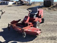 Toro Ground Master 217-D Lawn Mower