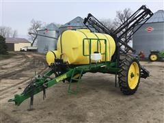 Schaben 750-Gal 60' Pull-Type Sprayer