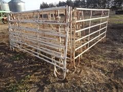 Baasch Portable Corral Panels