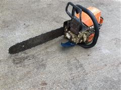 Stihl MS210 Chain Saw