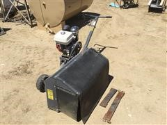 Trench Master F-1201 Irrigation Trencher