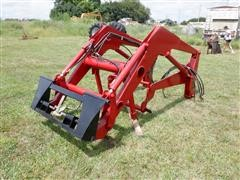 Great Bend 860 Tractor Mounted Quick Attach Loader