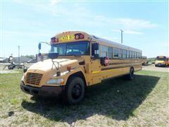 2013 Blue Bird 71 Passenger Bus