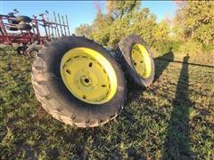 Goodyear DT710 18.4R42 Tires & Rims