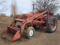 McCormick Farmall 400 2WD Tractor W/Loader