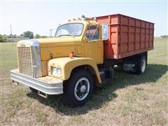 1967 REO E506 S/A Grain Truck