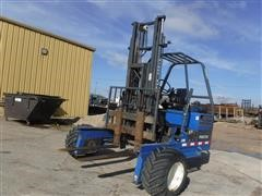 2011 Princeton PBX Piggyback Forklift
