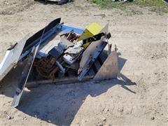 Penta Feed Wagon Unload Chute