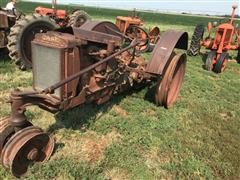 Case DC 2WD Tractor
