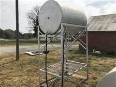 300-Gal Fuel Barrel