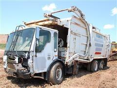 2001 Freightliner Condor T/A Front Load Trash Truck