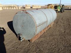 1000-Gal Water Tank
