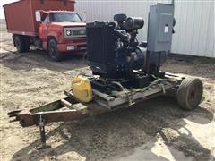 2012 Kubota V-3800-T Power Unit