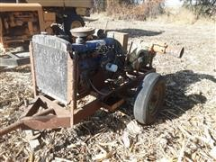 1975 Ford 300 Irrigation Pump