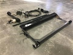 CNH Combine Transition Frame/Kit For MacDon Head