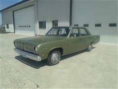 1968 Plymouth Valiant 100 Car