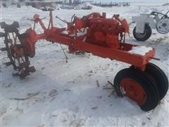 Allis-Chalmers WC 2WD Tractor For Parts