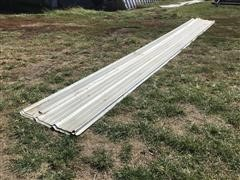 Tin Roofing/Sidewall Sheets