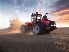 2021 Steiger 420 Wheeled w/ CVXDRIVE Tractor 100 Hour Lease