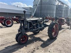 1938 International F20 2WD Tractor