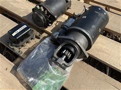 John Deere 4020 Starter & Alternator