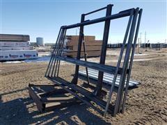 Behlen Horse Stall Panel Frames