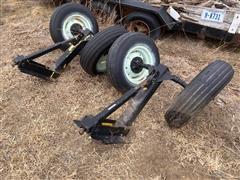 V - Gauge Wheels