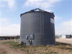 12,000 Bushel Grain Bin