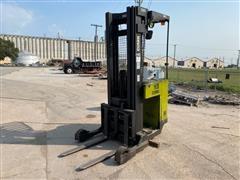 1998 Clark NPR22 Stand Up Electric Forklift
