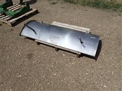 """60"""" Semi Tractor Stainless Steel Wing"""