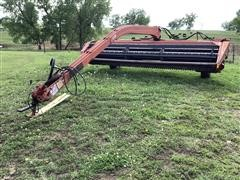 Case IH 8380 Pull Type Windrower