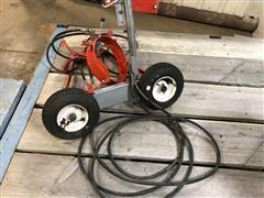Westfield Hydraulic Hopper Walker