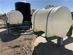 Lakestate 8000 Series Saddle Tanks