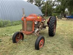 Massey Ferguson 65 2WD Propane Tractor