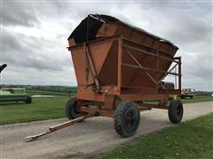 Richardton 1400 Forage/Dump Wagon