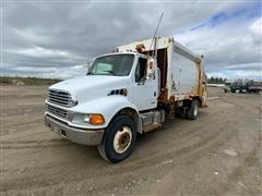 2004 Sterling S/A Packer -Acterra Garbage Truck