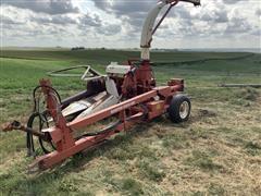 Hesston FG-3687 Forage Harvester