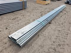 Behlen Galvanized Heavy Wall C Channel