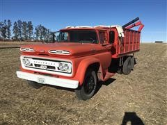 1961 Chevrolet Viking 60 S/A Grain Truck