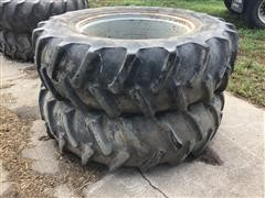 Firestone 18.4R38 Tractor Duals