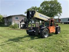 2012 JLG G1255A 4x4x4 Telehandler